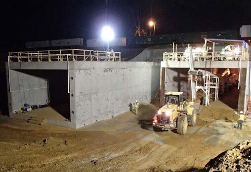 Award News – Twin Vehicular Box Tunnels, Liberty University