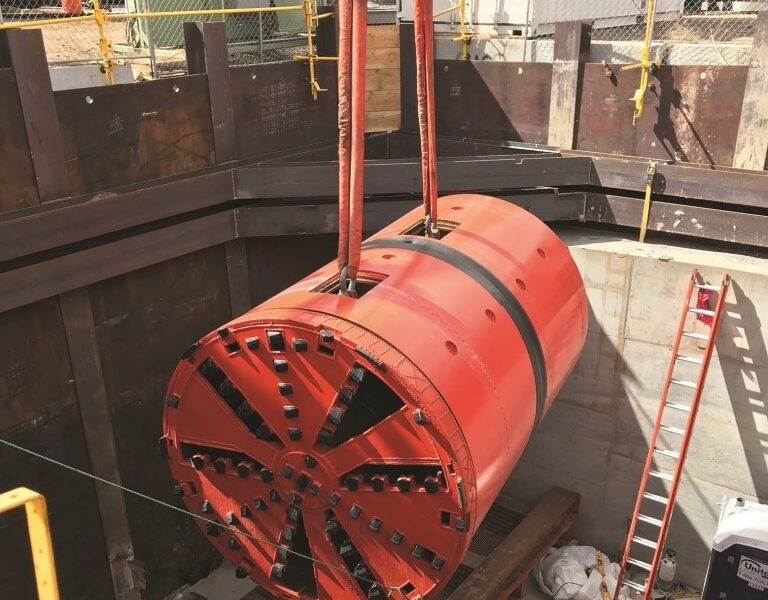 Tunneling Success at Denver's Platte to Park Hill Project is a Team Effort