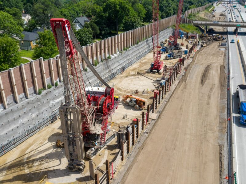 I-35W Project Featured in North American Tunneling Journal