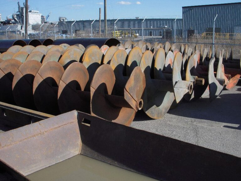 HDD tools, Elizabeth River Crossing,