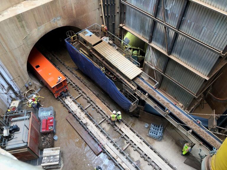 Northeast Boundary Tunnel