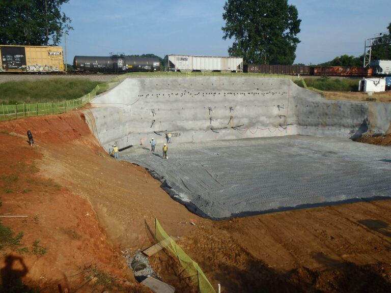 Launch Pad Construction for Twin Box Tunnels
