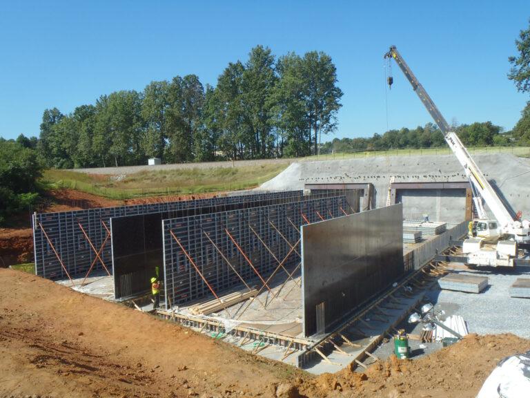 Box Tunnel Construction, Liberty Univesity