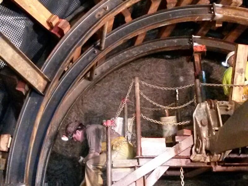 Kaneohe-Kailua Wastewater Conveyance Tunnel Wins Award