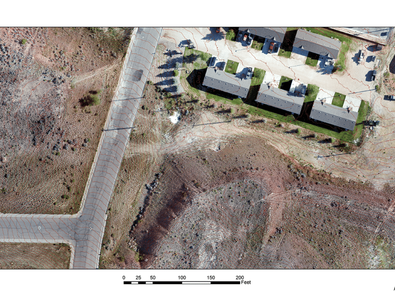 Drones Overhead Help Brierley's Subsidence Mitigation Specialists Solve Problems Underground