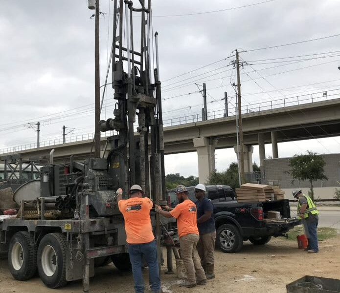 Elm Fork Project featured in TX & OK Trenchless Report