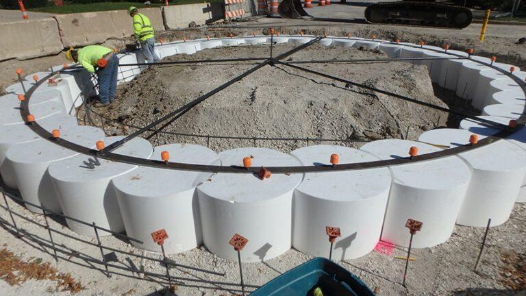 Waukesha Shaft Construction