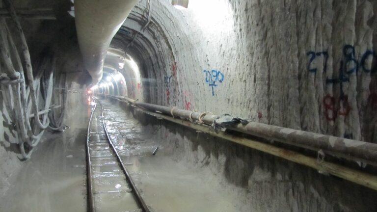 Raw water tunnel ,WTP-4,Austin, TX
