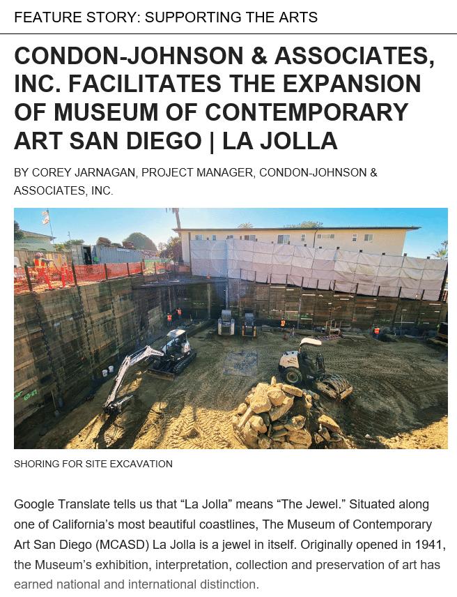 Museum of Contemporary Art, La Jolla