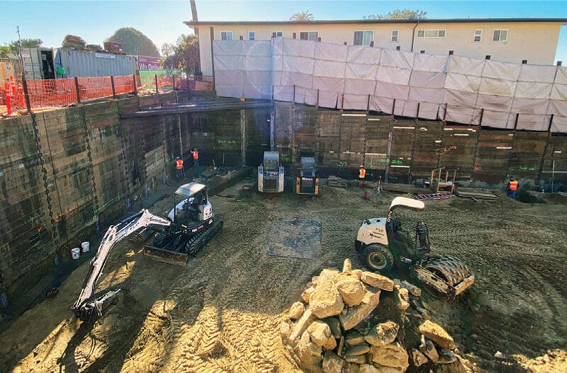Brierley Museum Project Featured in Foundation Drilling Magazine