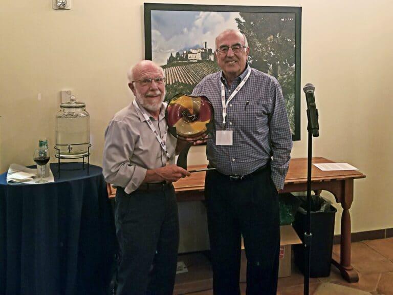 Gary Brierley Wins Award
